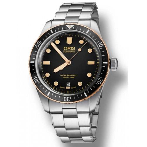 Oris Divers Herritage 65 73377074354MB