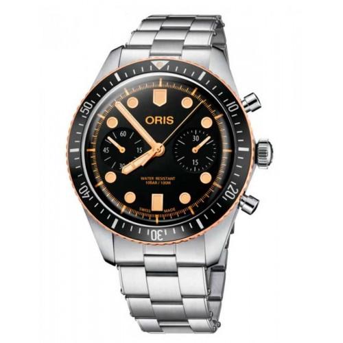 Oris Divers 65 Chronograph 77177444354MB