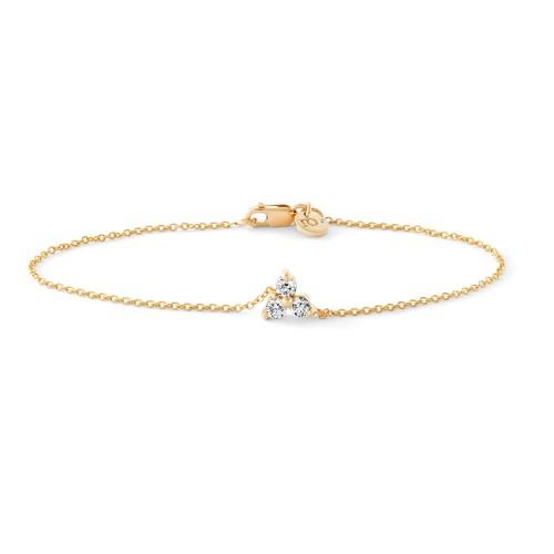 Ro Copenhagen Fryd Diamant Armbånd 106575
