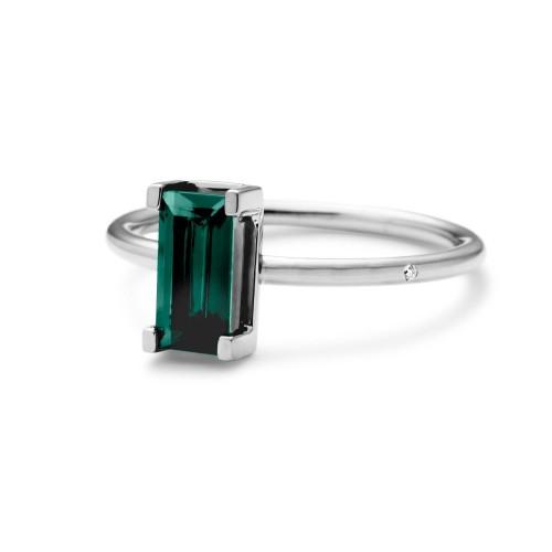 Ro Copenhagen Nord Green Ring Turned 112164