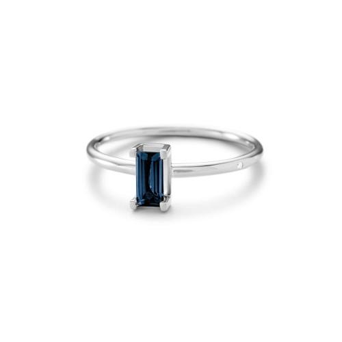 Ro Copenhagen Nord London Blue Ring S Turned ...