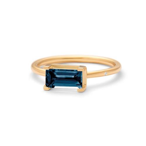 Ro Copenhagen Nord London Blue Ring 113912