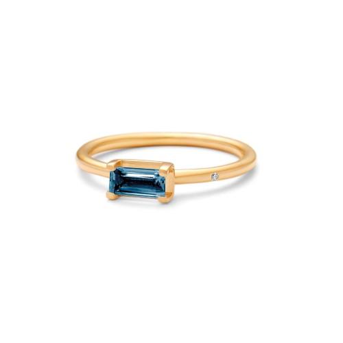 Ro Copenhagen Nord London Blue Ring S 115059