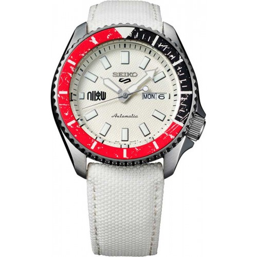 Seiko 5 Sport Street Fighter V Ryu Limited Ed...
